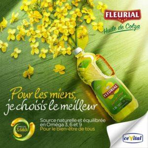 fleurial huile colza