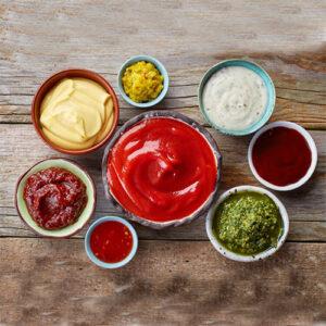 Condiments et Sauces